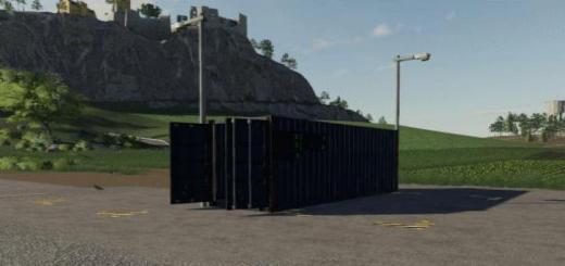 Photo of FS19 – Twine & Molasses Storage V1