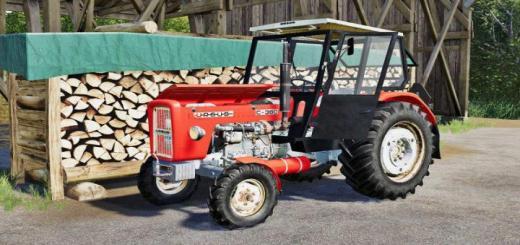 Photo of FS19 – Ursus 360 Tractor V2