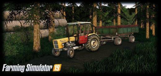Photo of FS19 – Ursus C-360 3P Tractor V1