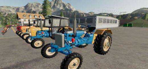 Photo of FS19 – Ursus C330 W.i.p. Test Version V0.9