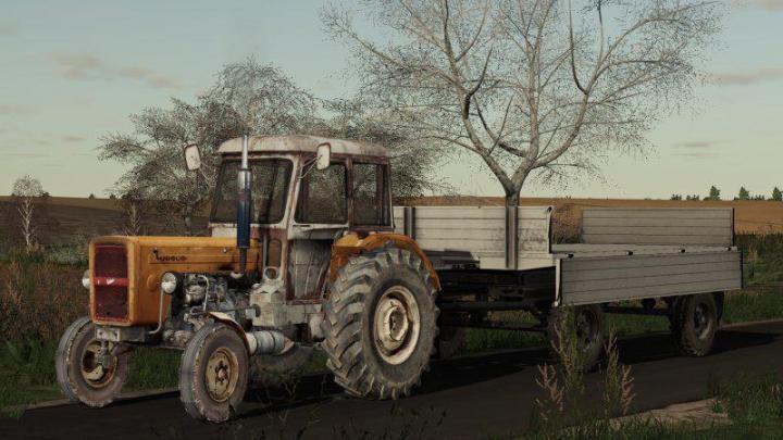 FS19 - Ursus C355 Tractor V1