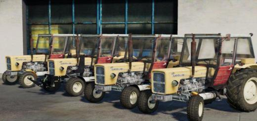 Photo of FS19 – Ursus C360 3P Tractor V1