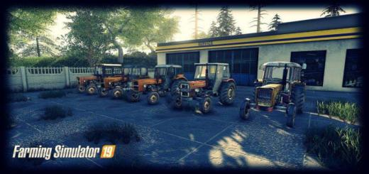 Photo of FS19 – Ursusow Pack