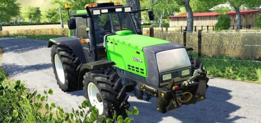 Photo of FS19 – Valtra Hitech 8050-8950 V1.1