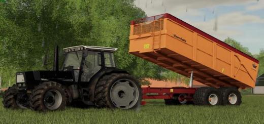 Photo of FS19 – Veenhuis Jvk 16000 Trailer V1