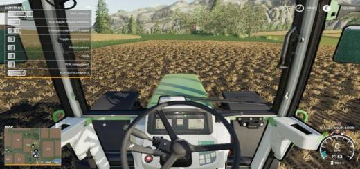Photo of FS19 – Vehicle Control Addon V1