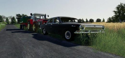 Photo of FS19 – Volga Gaz 24 V1