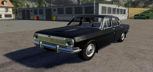 Photo of FS19 – Volga Gaz 24 V2