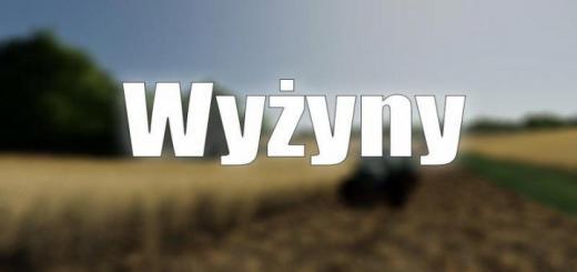Photo of FS19 – Wyzyny Map V1.1