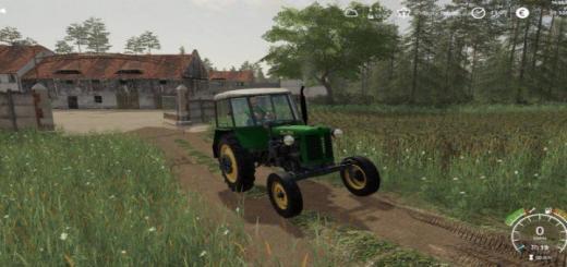 Photo of FS19 – Zetor 25K Tractor V1