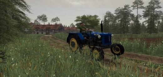 Photo of FS19 – Zetor 25K V1.1