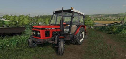 Photo of FS19 – Zetor 77 Series Pack V1.1