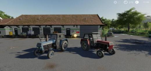Photo of FS19 – Zetor 8011 Pack V1