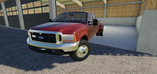 Photo of FS19 – 2000 Ford F350 V1