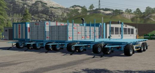 Photo of FS19 – Adurante Pack V1.4
