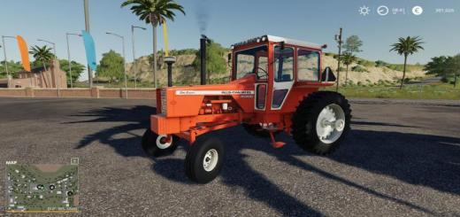 Photo of FS19 – Allis Chalmers 200 Series With Cab V1
