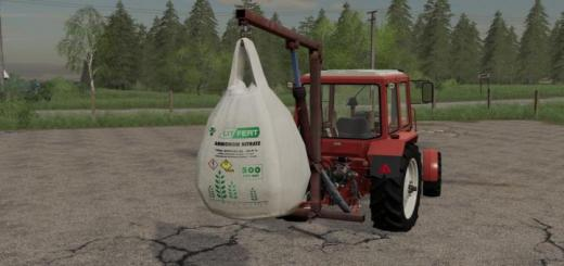 Photo of FS19 – Big Bags V1