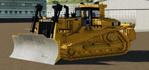 Photo of FS19 – Bulldozer Cat D10T V2
