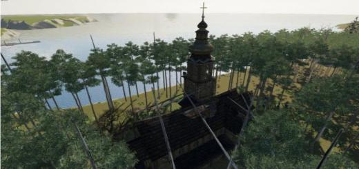 Photo of FS19 – Camp Redwood Scary Island Map V1