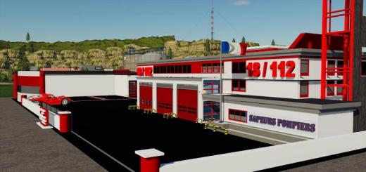 Photo of FS19 – Centre De Secors Principal V1.5