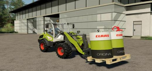 Photo of FS19 – Claas Diesel Addon V1