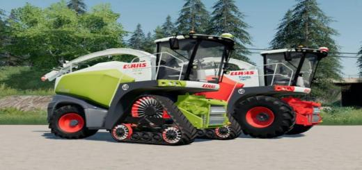Photo of FS19 – Claas Jaguar 800 Straw Edition V1