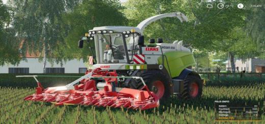 Photo of FS19 – Claas Jaguar Pack V1.0.1