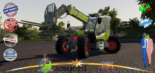 Photo of FS19 – Claas Scorpion 1033 V1