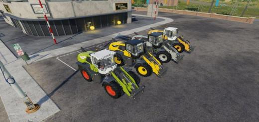 Photo of FS19 – Claas Torion 1914 V1