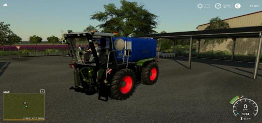 Photo of FS19 – Claas Xerion 3800 Saddle Trac Beta