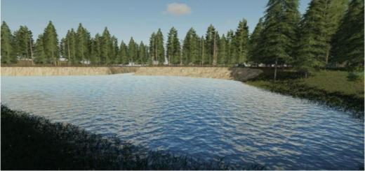 Photo of FS19 – Dark Forest Map V1
