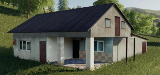 Photo of FS19 – Decorative House V1