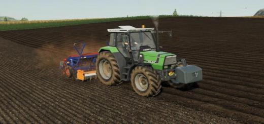 Photo of FS19 – Deutz-Fahr Dx/Agrostar Serie 4 V1.0.1.0
