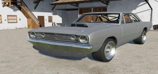 Photo of FS19 – Dodge Dart 1968 V2