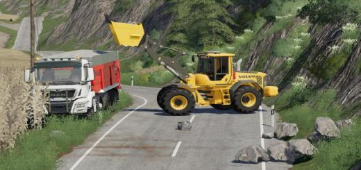 Photo of FS19 – Dynamic Rock Pack With Filltype V0.1.1
