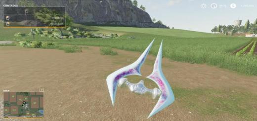 Photo of FS19 – Energy Sword Pickupable V1