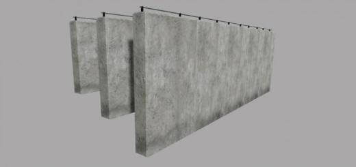 Photo of FS19 – Extendable Silowall V1