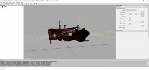 Photo of FS19 – Farmall 450 Narrow Front By Emmert Modding V1