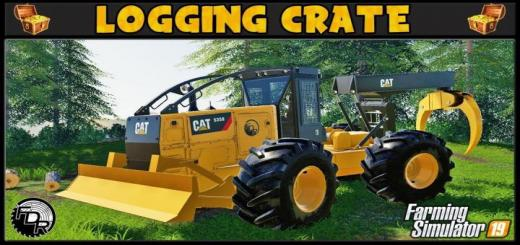 Photo of FS19 – Fdr Logging Mods Pack Apr/24/2020 V1