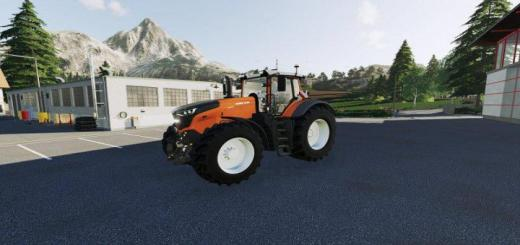 Photo of FS19 – Fendt 1000 Vario Tractor V1