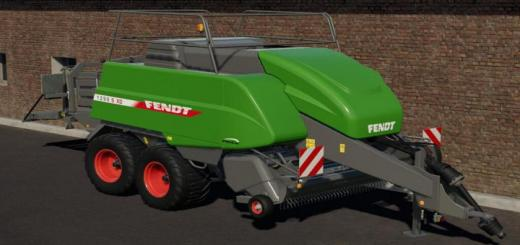 Photo of FS19 – Fendt 1290 Sxd V1