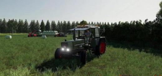 Photo of FS19 – Fendt Farmer 304 Turbomatik V1