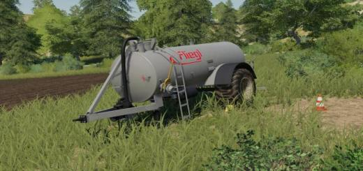 Photo of FS19 – Fliegl Vfw 10600 Trailer V1