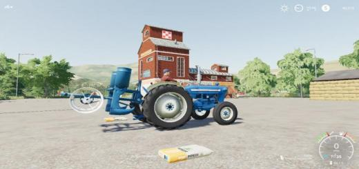 Photo of FS19 – Ford 309 Planter V1
