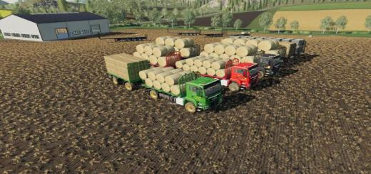 Photo of FS19 – Friesenjung Transport Pack V2.2