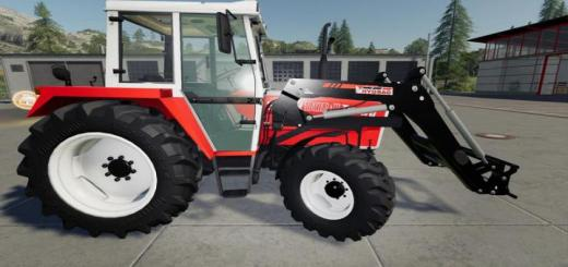 Photo of FS19 – Frontlader Austria Edition V1