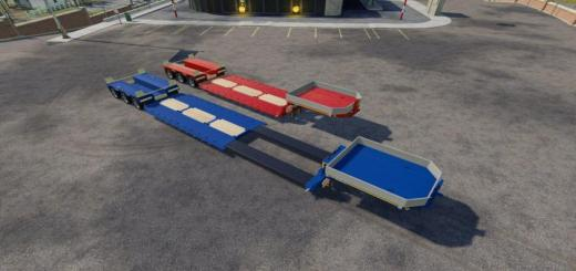 Photo of FS19 – Goldhofer Mpa-V 3-Axles V1