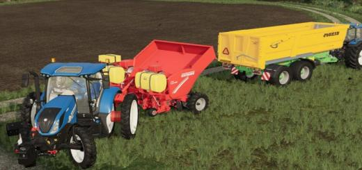 Photo of FS19 – Grimme Gl 430 V1.1.0.1