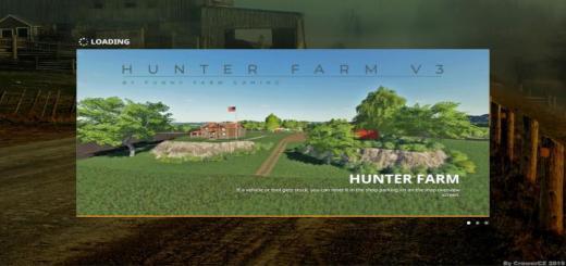 Photo of FS19 – Hunter Farm Map V3.0.0.1