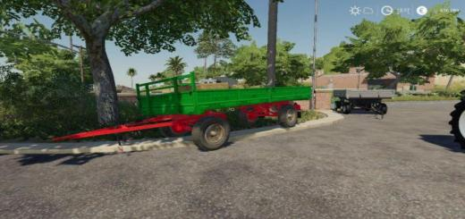 Photo of FS19 – Hw 60 Autoload Trailer V1